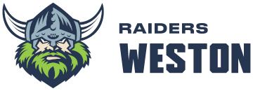 Logo: Raiders Weston Club